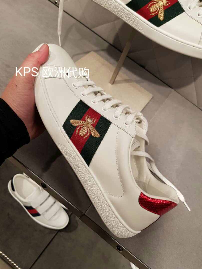ddcfb20452299 AUTHENTIC  GUCCI SNEAKER