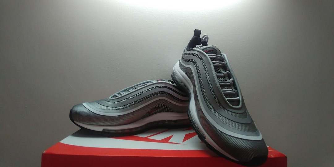 new arrival 30724 859a4 BLACK FRIDAY SALES Nike Air Max 97 UL 17 Silver Bullet, Mens
