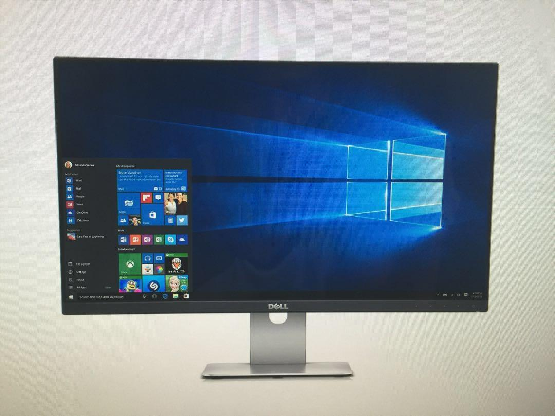 Dell S1715H LED Monitor -Full HD (1080p) 24 Inches
