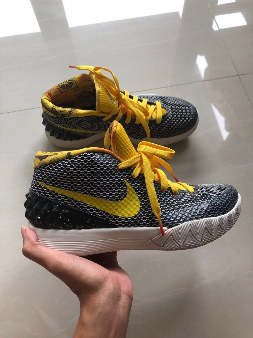 471d47bc6fb0 Excellent condition Nike Kyrie 1 limited sneakers