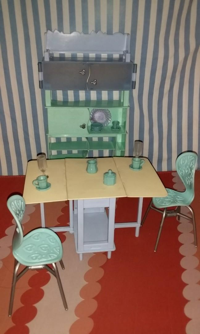 Gloria Dining Room Playset, Toys & Games, Toys on Carousell