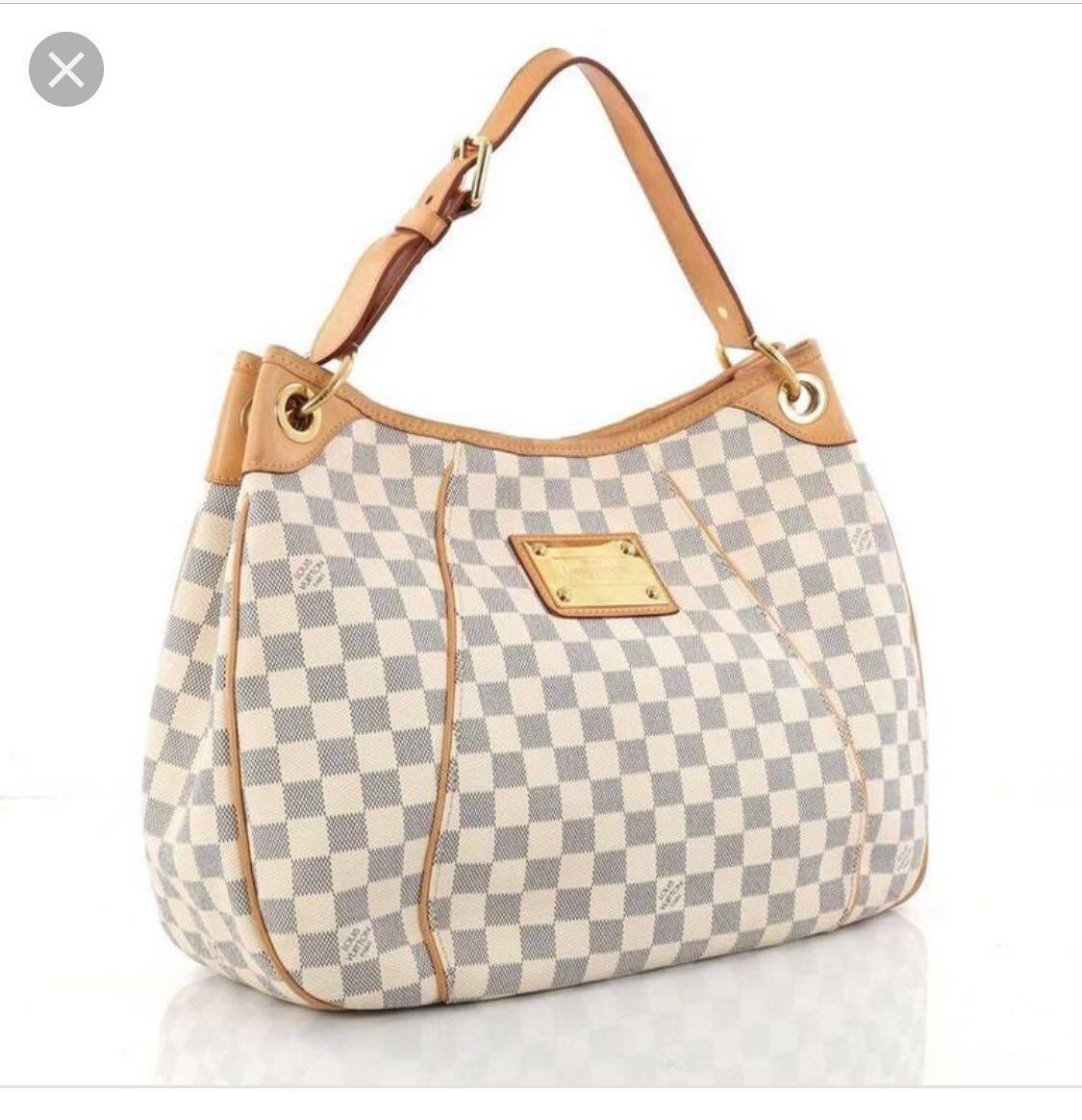 4c1ee1fda8b Louis Vuitton Galliera Handbag Damier PM, Women's Fashion, Bags ...