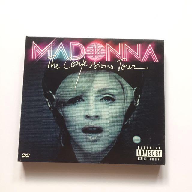 Madonna CD 一隻 #free1111