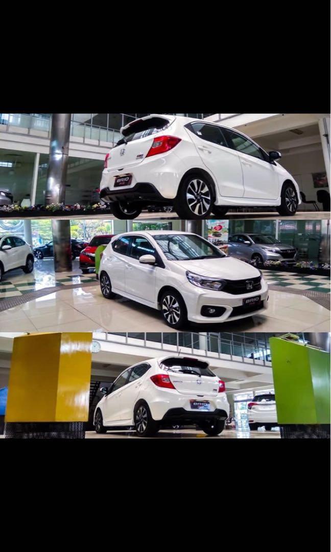 New Brio Rs 2018 Disc Jutaan Hadiah Iphone X Cars For Sale