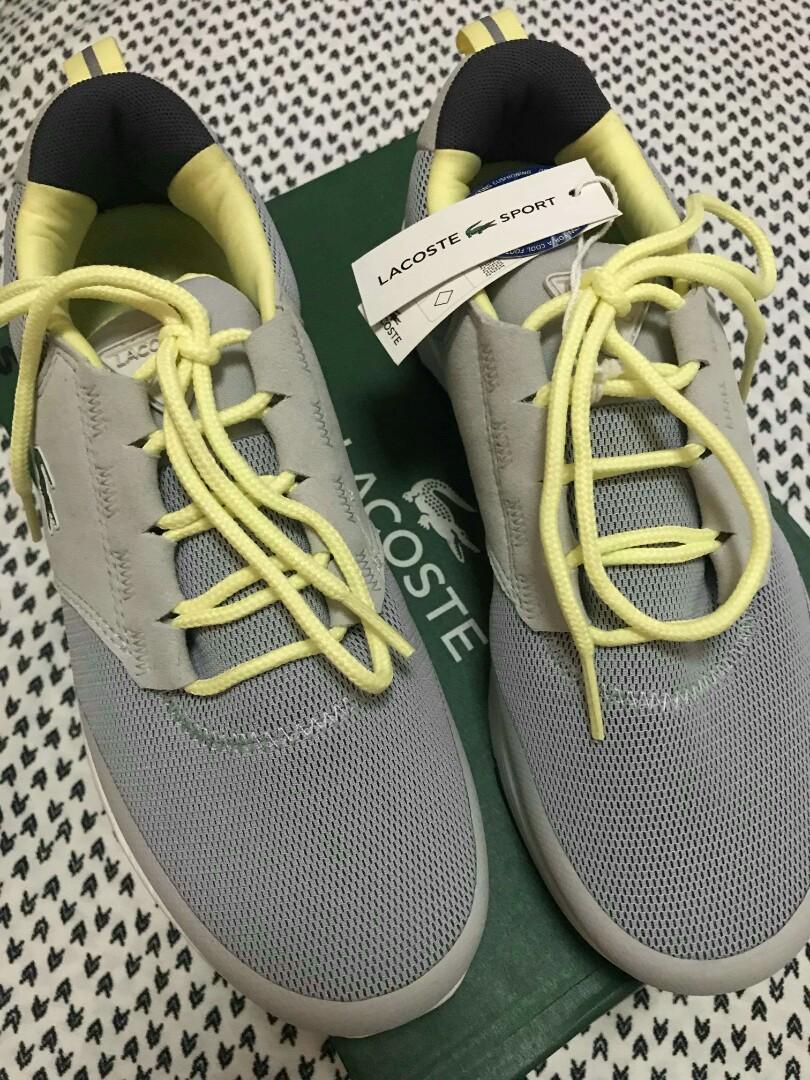 c02ea9f7c4496 Original Lacoste footwear 🐊