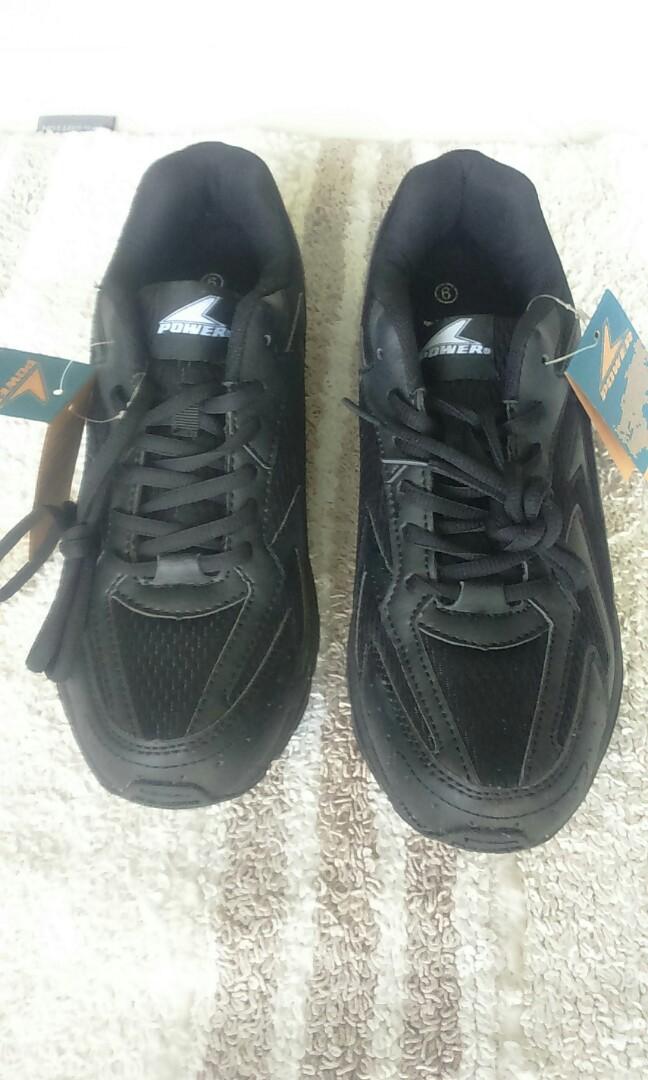 POWER Shoes black colour size US10, UK 9,EUR 43, Sports