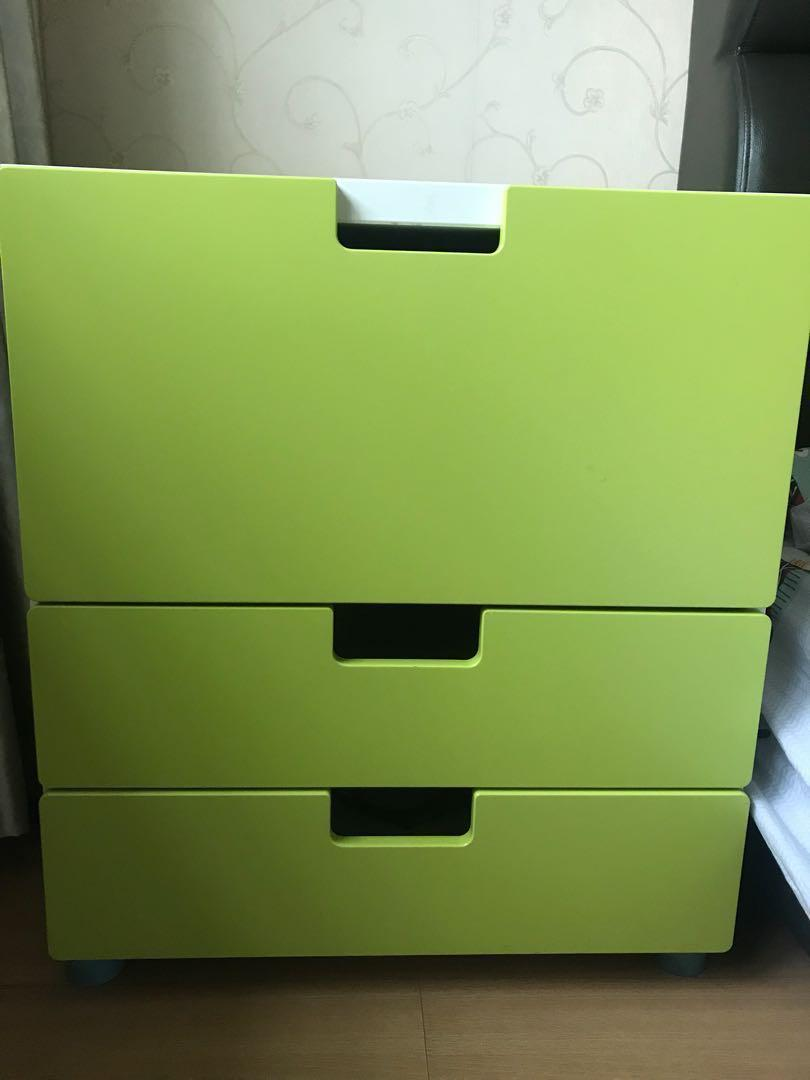 half off 96790 e0eaa Preloved chest drawer from IKEA, Furniture, Shelves ...