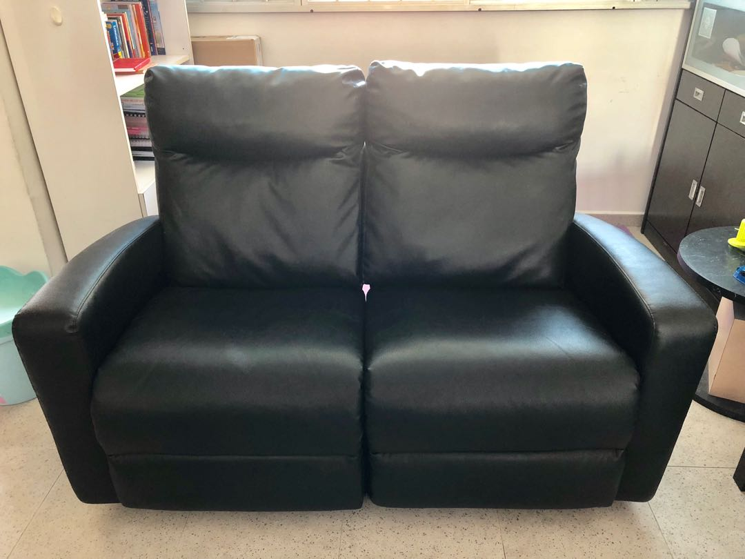 Recliner Sofa Furniture Sofas On Carousell