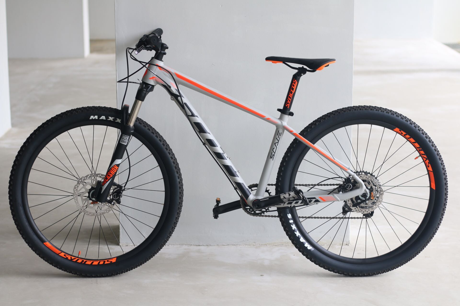 3397b0fa4cf Scott Scale 765, Bicycles & PMDs, Bicycles, Mountain Bikes on Carousell