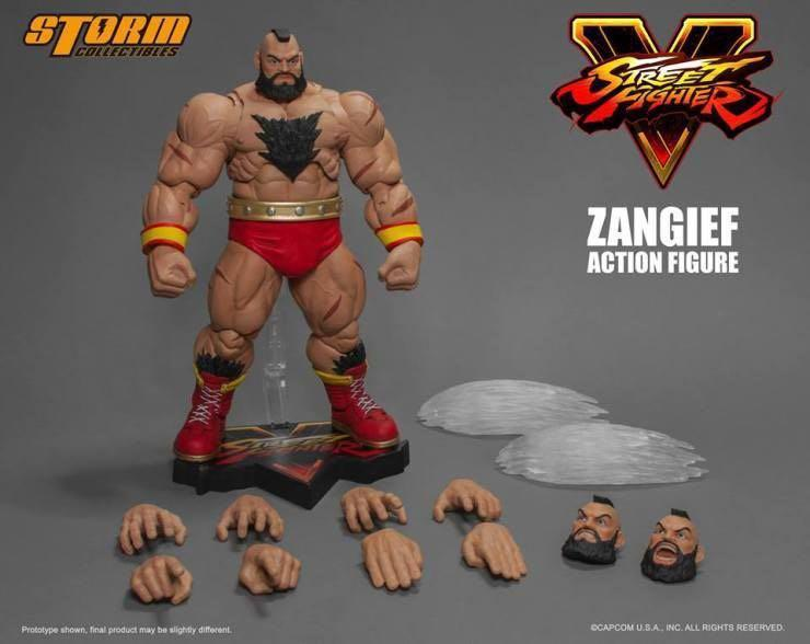Storm Collectibles Zangief