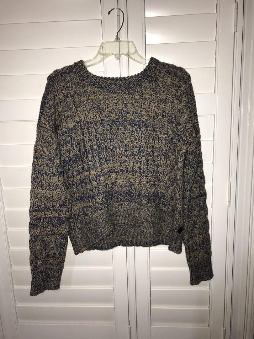 STUSSY knit top