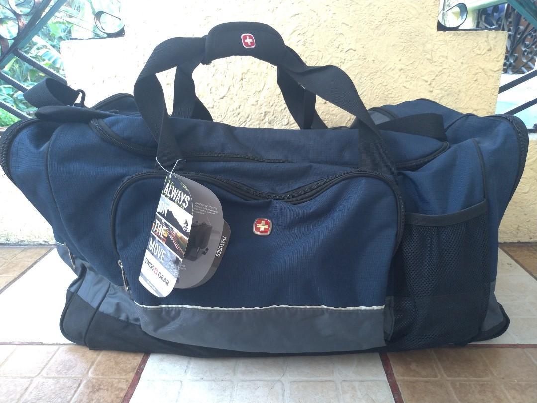 Repriced Swiss Gear Duffle Bag 28
