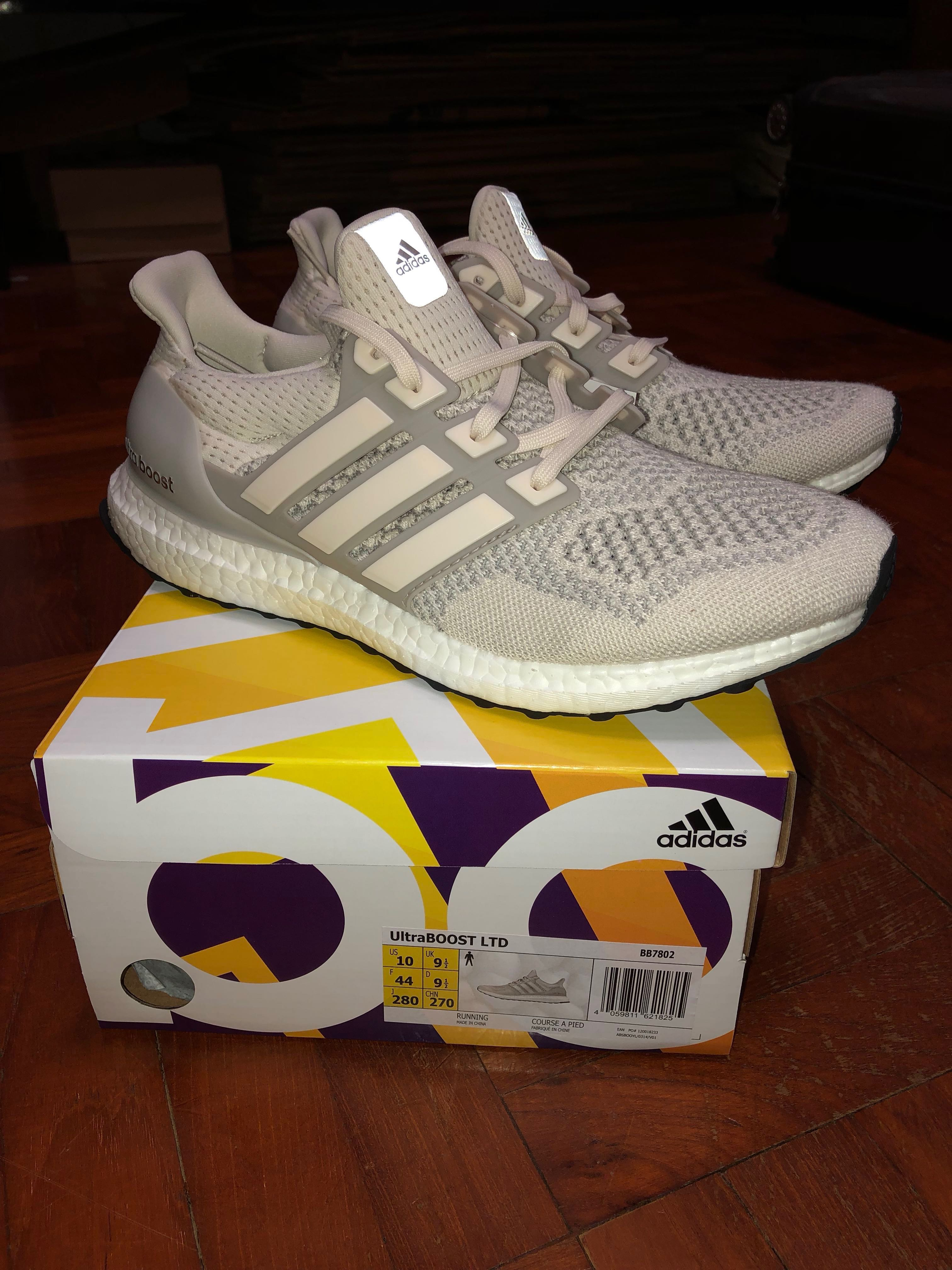 7fb057022c5fc Ultra Boost Cream US 10