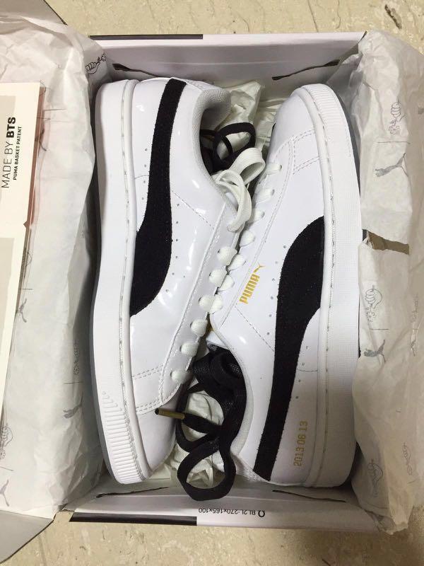 ShoesWomen's FashionShoes Bts Puma Basket UrgentAuthentic ALRjqS5c34