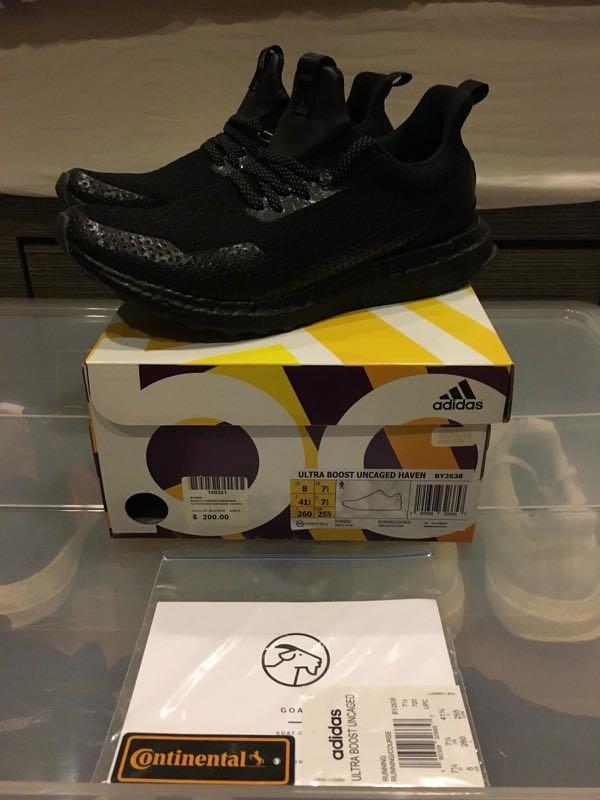 98c32eff4f85 WTS BNDS Adidas Consortium Haven Ultra Boost UK7.5 US8