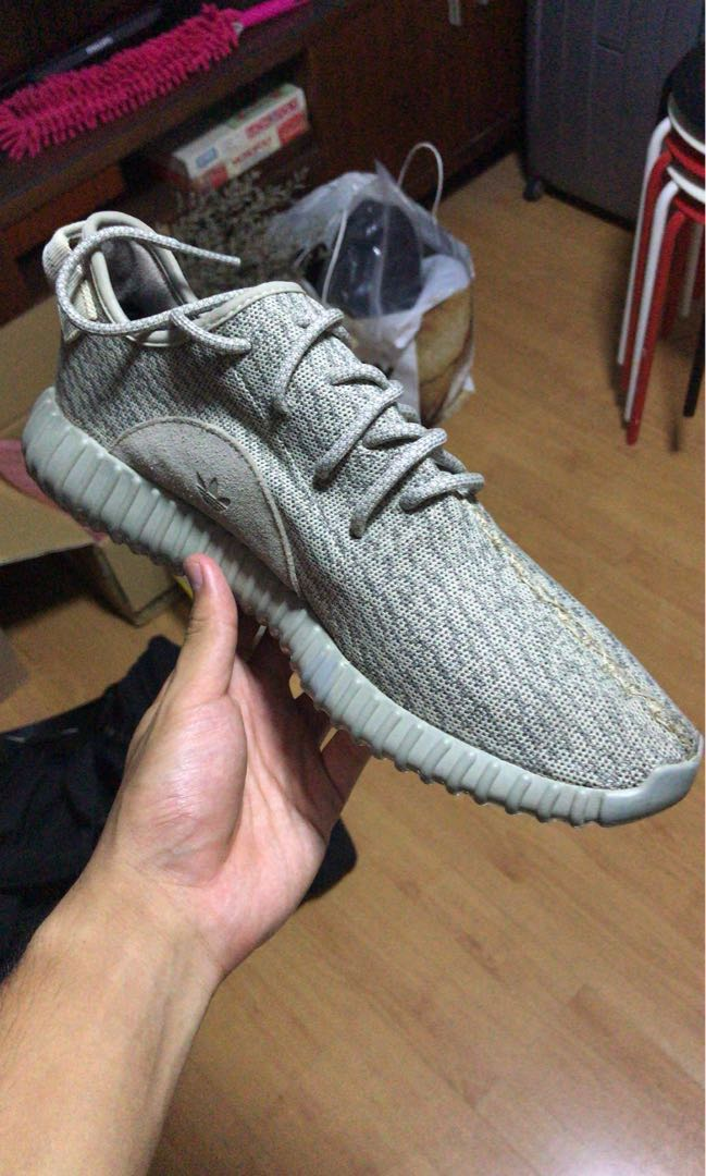 e1834698 Yeezy Boost 350 v1 Moonrock US12.5, Men's Fashion, Footwear ...