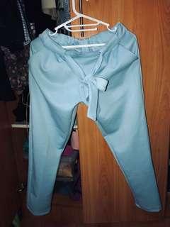 Sky Blue Pants