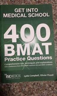 BMAT Practice Questions