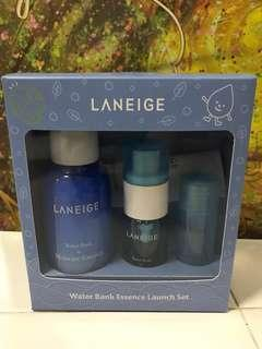 Laneige Water Bank Essence Set