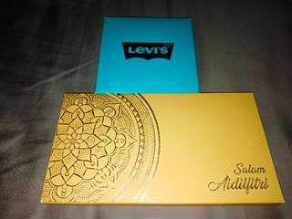 Levi's and Maybank VIP  Sampul Raya 2018