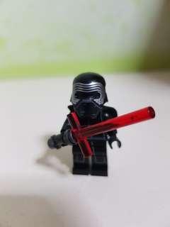 AUTHENTIC LEGO STARWARS KYLO REN FIGURE