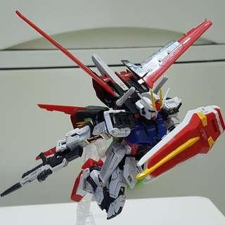 Robot Gundam Aile Strike RG skala 1/144 bandai