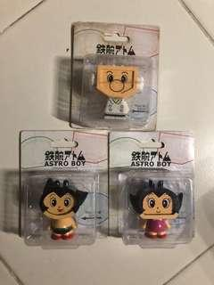 Astro boy photo set