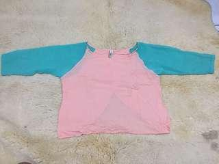 #carousellxzoukout Coloriot Pink Tosca Top