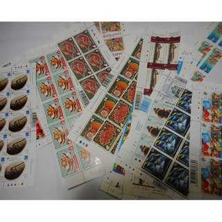 $100 worth singapore mint stamps ($2 ) at $90