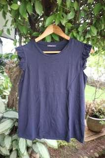 Navy Sleeveless