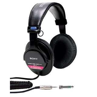 🚚 Sony MDRV6 MDR V6 Studio Monitor Monitoring Headphones Like New