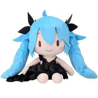 "Brand New 11"" Sega Project Diva Arcade Future Tone Hatsune Miku Deep Sea Girl Figurine Anime Comic Cosplay Plush Stuffed Soft Toy"