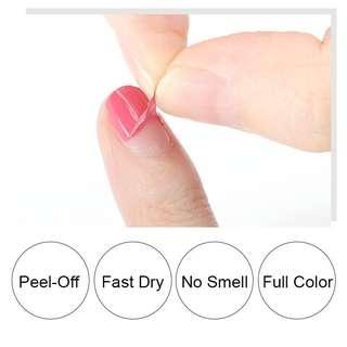 🚚 Peel Off Nail Polish 8ml