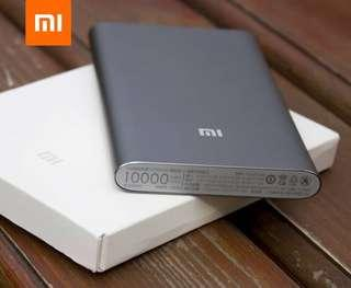 Xiaomi powerbank 10000mAh second