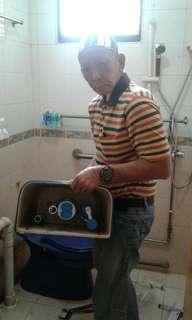 TO REPLACEMENT YOUR FLUSH VALVES & FILL VALVES OF TOILET BOWL SYSTEMS(PLUMBER,PLUMBING,TOILET CHOKE,KITCHEN SINK)