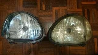 Perodua kelisa headlamp