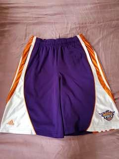 phoenix sun basketball shorts