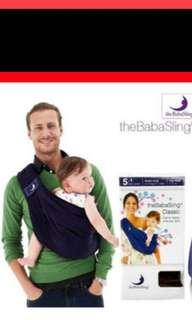 TheBabaSling baby carrier