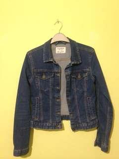 Jacket jeans pull&bear