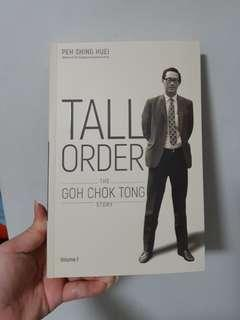 Tall Order-The Goh Chock Tong story