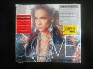 Jennifer Lopez - Love - Deluxe Edition CD (With Free Collectible Poster)