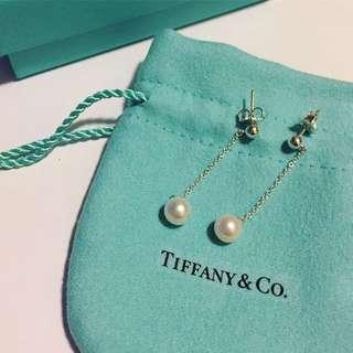 Authentic Tiffany & co earrings