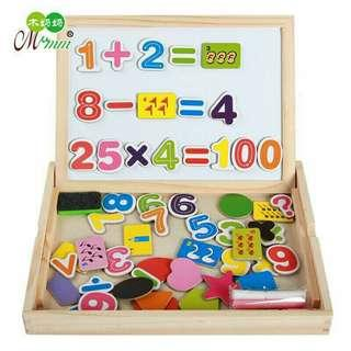 3 Y.O+ PINYIN MAGNETIC BOARD NUMBERS