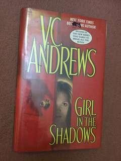 Girl in the shadows by VC Andrews