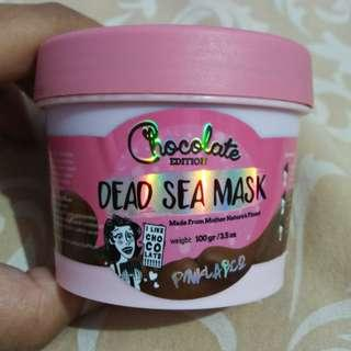 PINKLAB.CO Chocolate Dead Sea Mask (preloved)