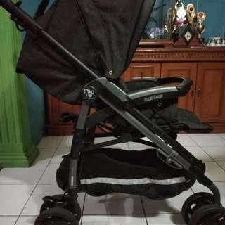 Stroller Peg Perego P3 Compact Denim [LIMITED EDITION]
