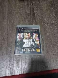 PS3 : GTA IV