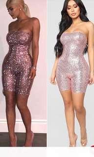 Kylie sequin dress size S