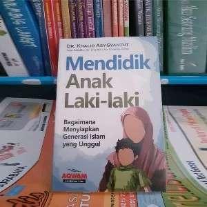 Mendidik Anak Laki Laki