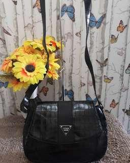 Authentic Guess sling bag not coach michael kors